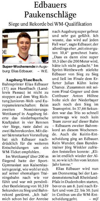 Quelle: Passauer Neue Presse 30.05.2018