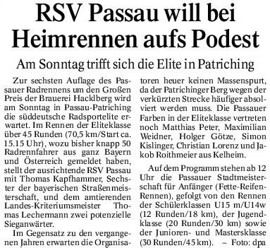 Quelle: Passauer Neue Presse 10.07.2014