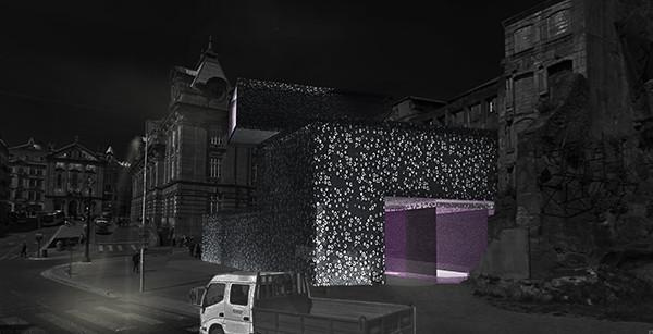 Render Arquitectura. Primer Premio UEM, Concurso Pladur, Oporto