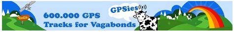 Découvrez le Parcours N°1 avec GPSies ( 1 clic sur le bandeau )