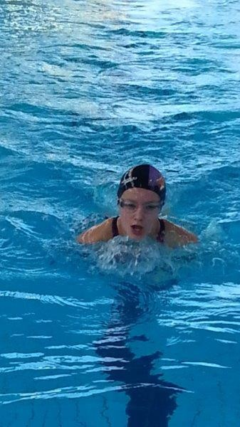 ach so, schwimmen könnt ihr auch