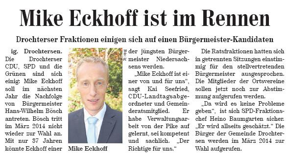 Neue Stader Wochenblatt vom 06. September 2014