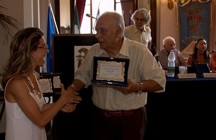 Socio onorario Asas pres. Rosario Fodale