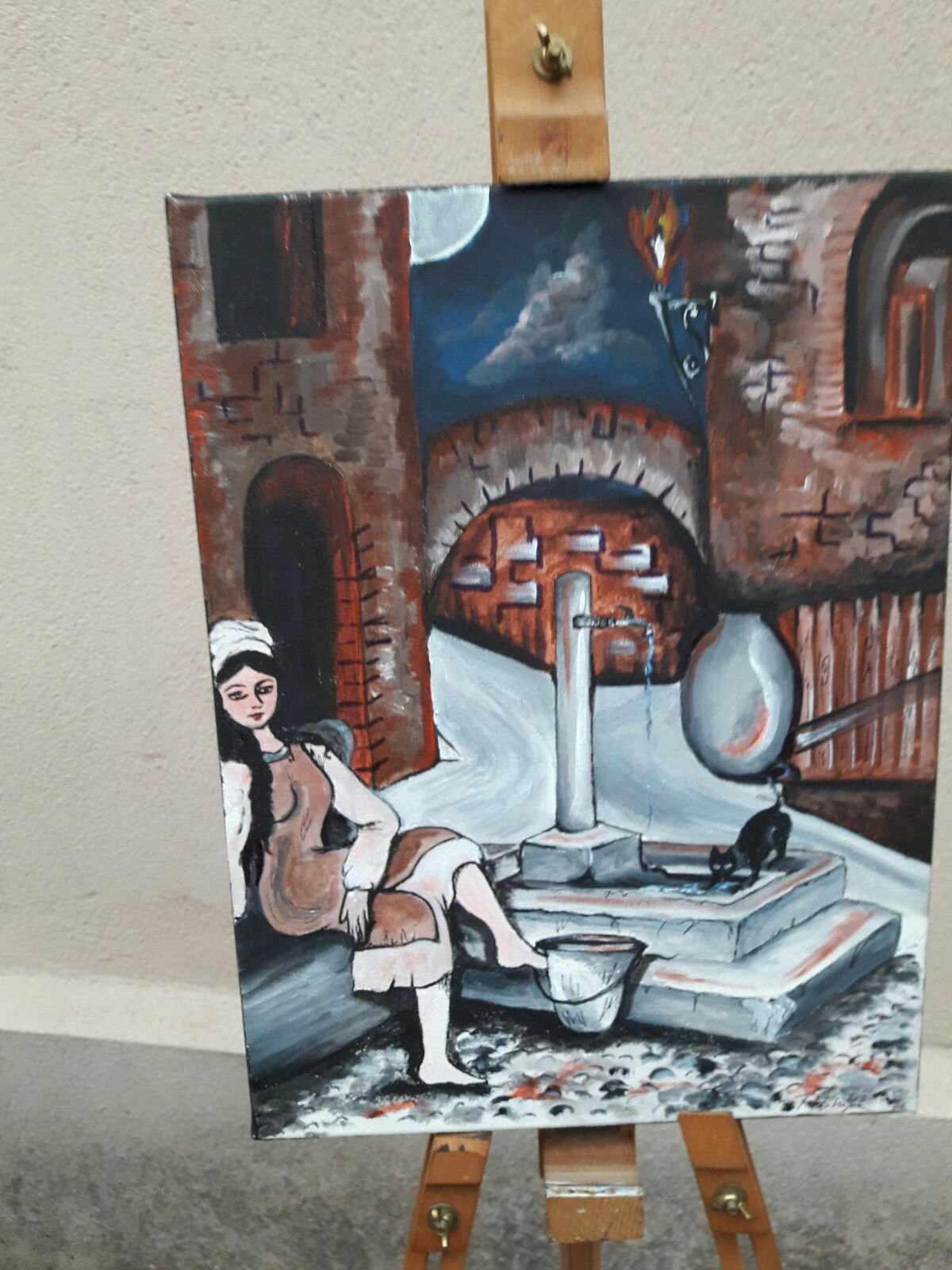 Opera di Maria Pina Sallemi
