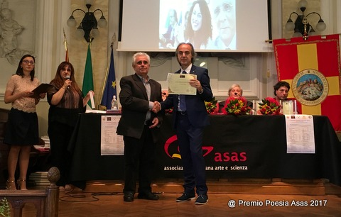 Socio ordinario Asas Giovanni Albano