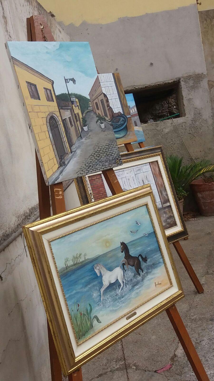 Opere di Flavia Vizzari