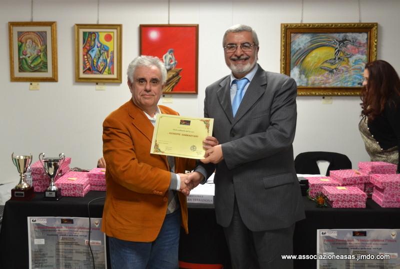 Socio ordinario Asas Giuseppe Sammartano