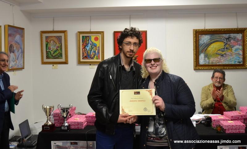Socio ordinario Asas Maria Pia Crisafulli