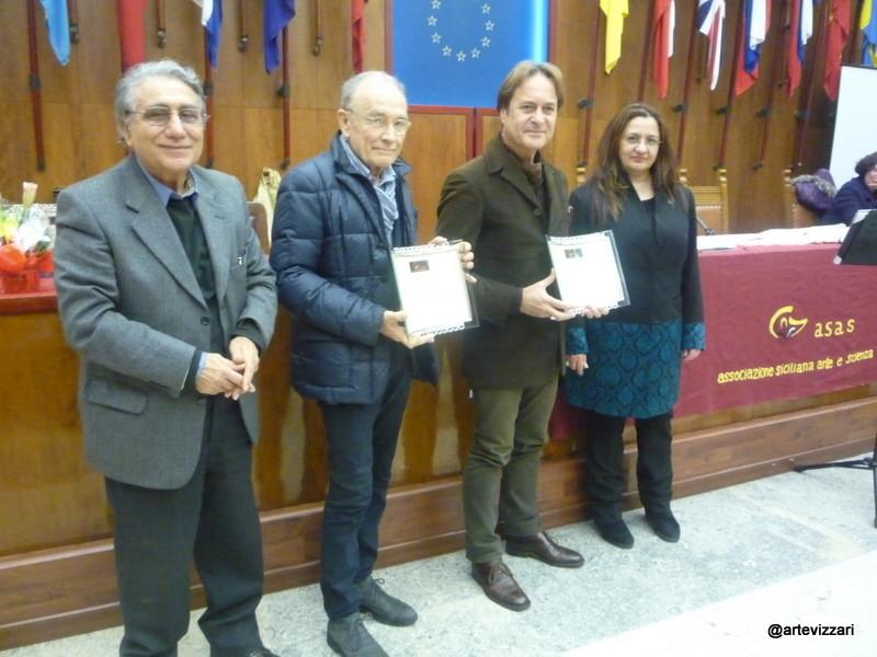 Socio onorario Asas arch. prof. Pasquale La Spina