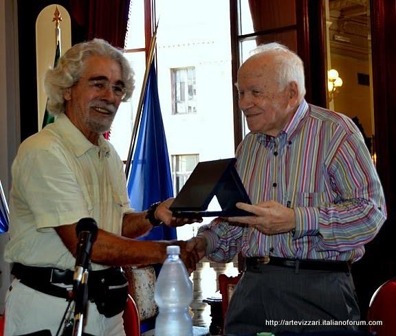 Socio onorario Asas prof. Salvatore Camilleri