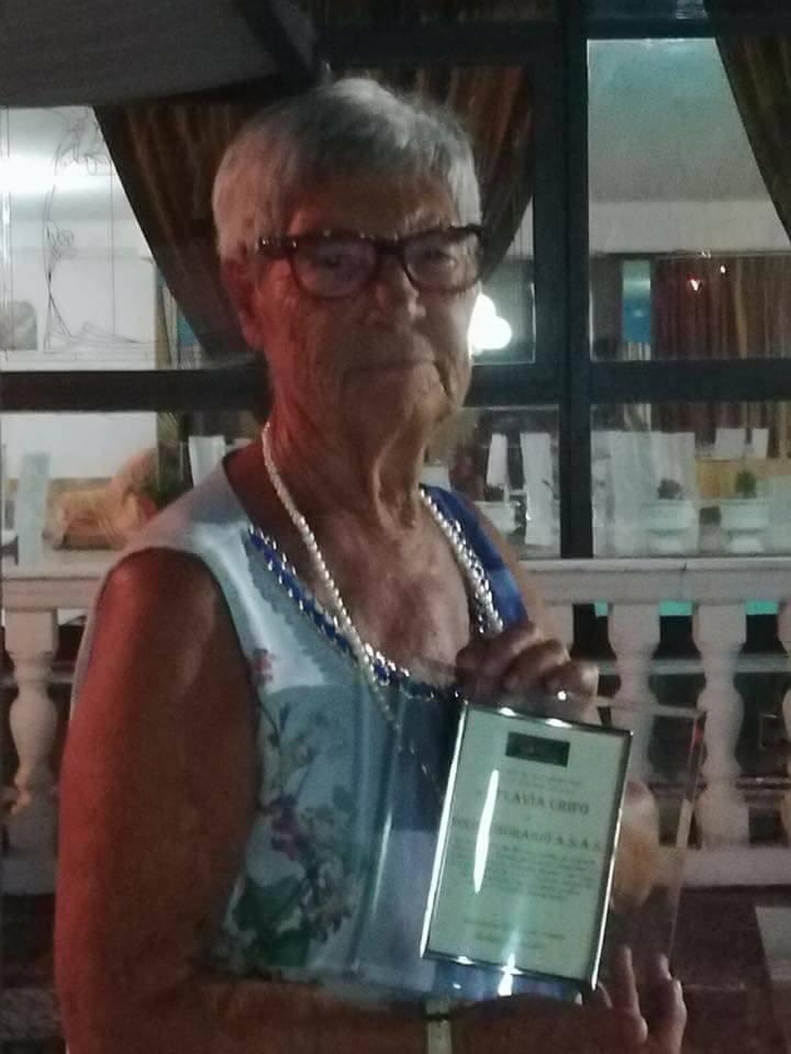 Socio onorario Asas dott. Flavia Crifò