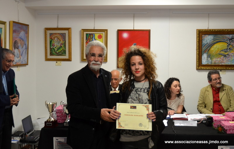 Socio ordinario Asas Lina Buoncastro