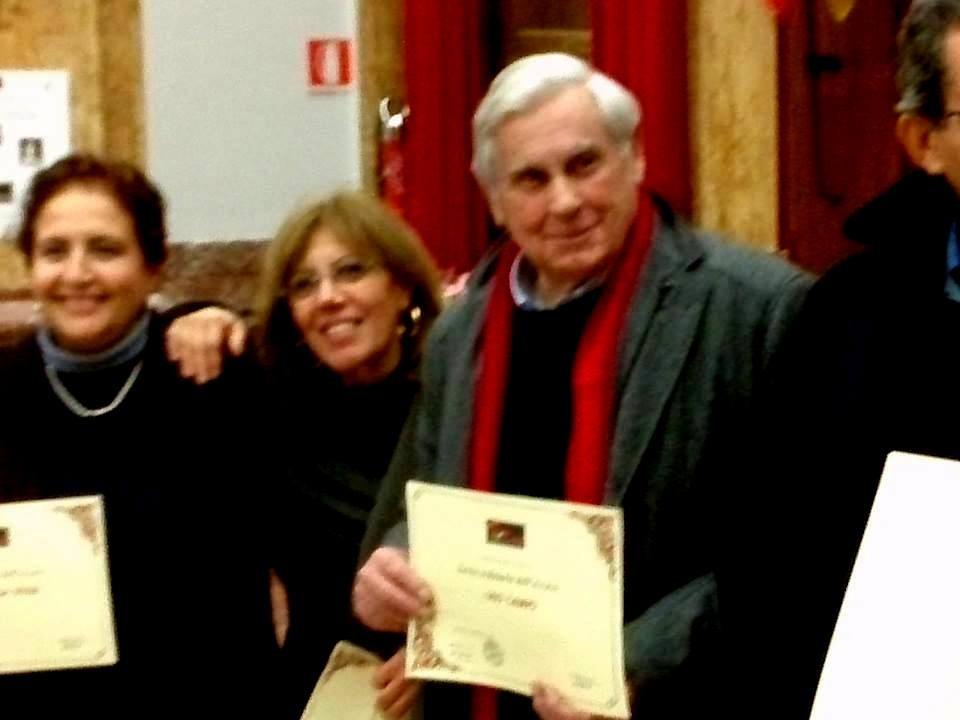 Soci ordinari Asas Ugo Campo, Maria Martinez, Giancarla Oteri