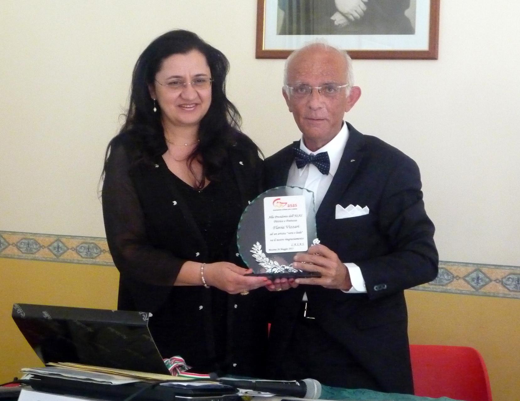 Socio ordinario Asas Pier Paolo La Spina