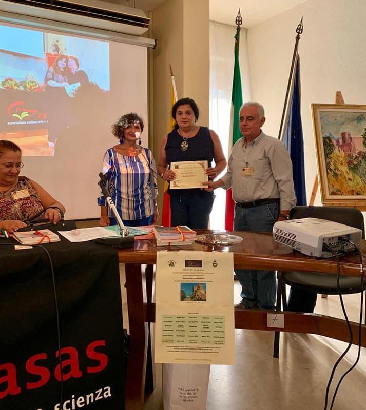 Socio ordinario Asas Rosalba Di Pietro e Mariolina Cannarella
