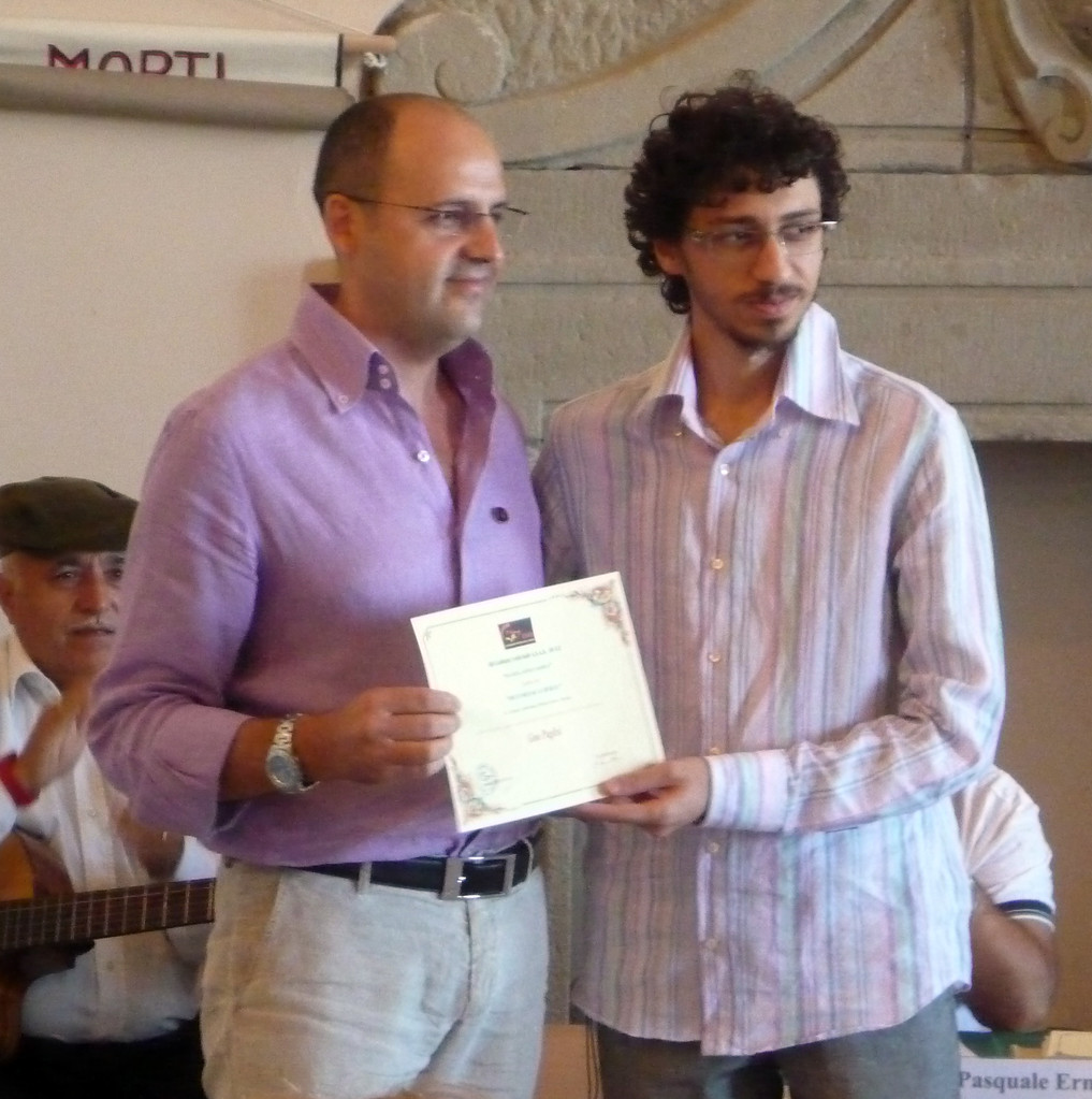 Socio ordinario Asas Gino Puglisi