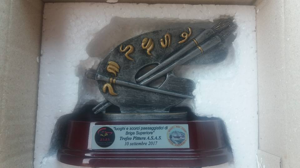 Trofeo Asas (4 premio) ad Angelo Ielo