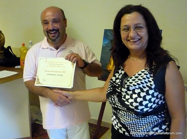 Socio ordinario Asas Gianfranco Villari