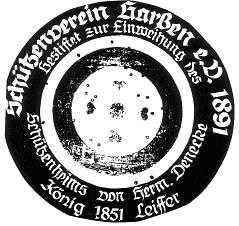 Königsscheibe 1851