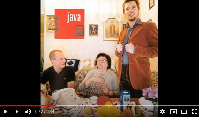 Java : Le poil - Chanson humoristique