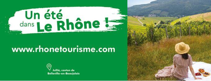 Un été dans le Rhône