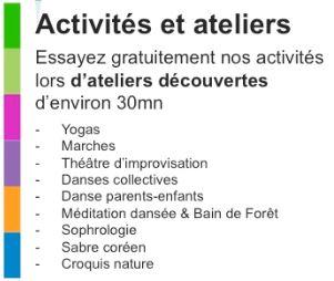 Ateliers découvertes à la Fête de La Cabane 04/07/21