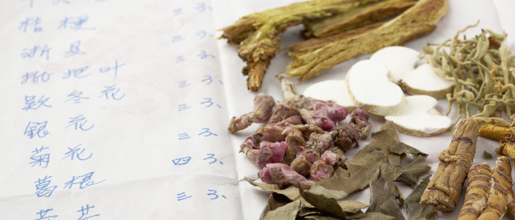 Traditionelle Chinesische Medizin in der Heilpraxis Gitta Schwind in Planegg