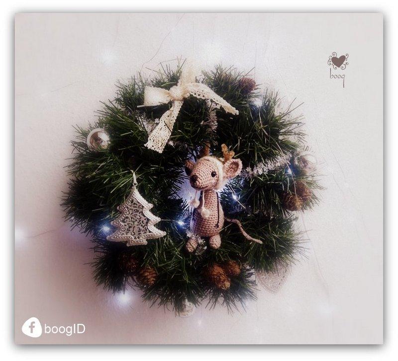 Karácsonyi kisegér