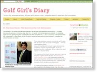 Golf Girl's Diary: Dr. Haruhisa Handa - The Quintessential Golf Ambassador