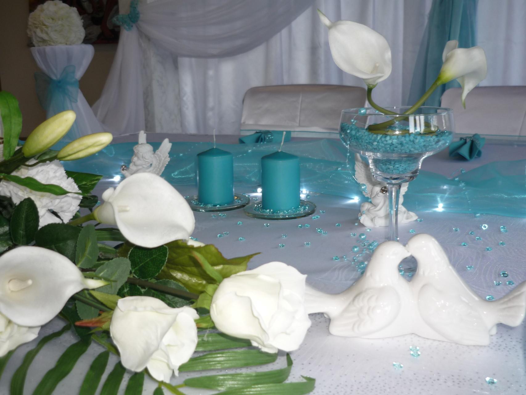 Hochzeitsdekoration Dekoverleih Brauttisch Stuhlhussen Deko