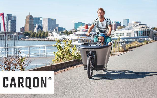 Carqon Lasten e-Bikes