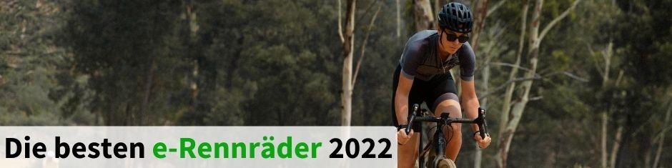 Testsieger e-Rennräder & Gravel e-Bikes 2021