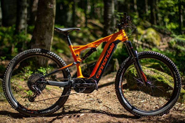 Cleanshot vom Cannondale Cujo NEO 130