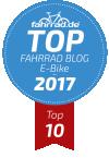 Top Fahrrad-Blog Siegel