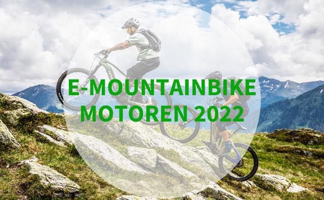 Die besten e-Mountainbike Motoren 2020