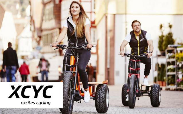 XCYC Lasten e-Bikes