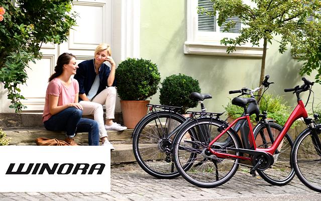 Winora e-Bikes