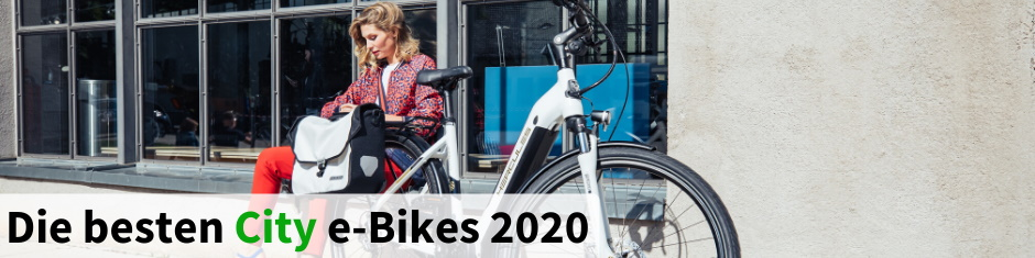 Die besten City e-Bikes 2020