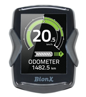 BionX e-Bike Display