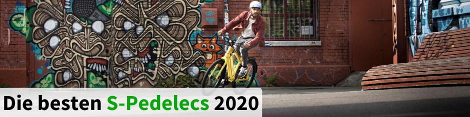 Die besten Speed-Pedelecs 2020