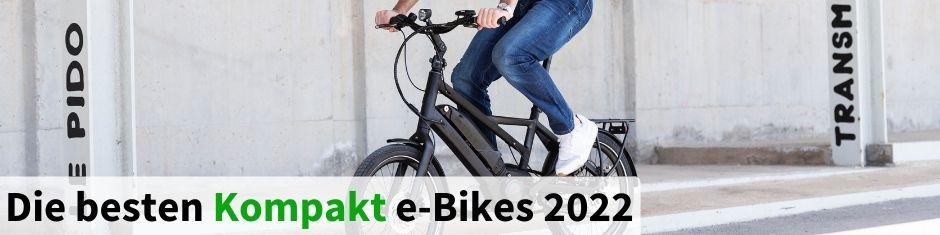 Testsieger Falt & Kompakt e-Bikes 2021