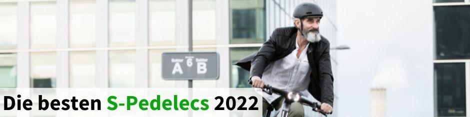 Testsieger S-Pedelecs 2021