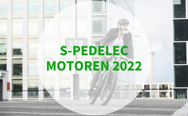 Die besten S-Pedelec Motoren 2020
