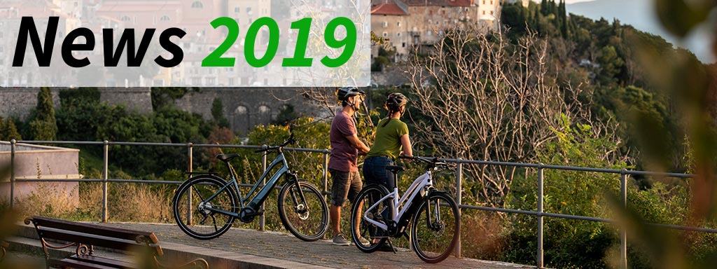 e-Bike News Infos 2019