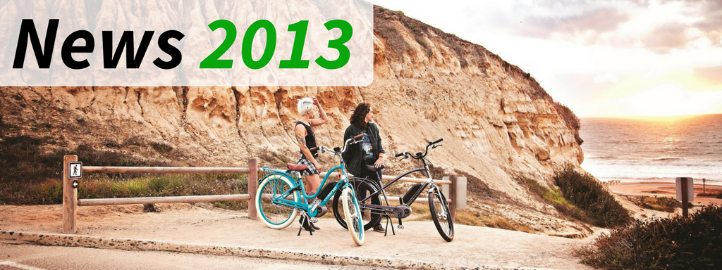 e-Bike News Infos 2013