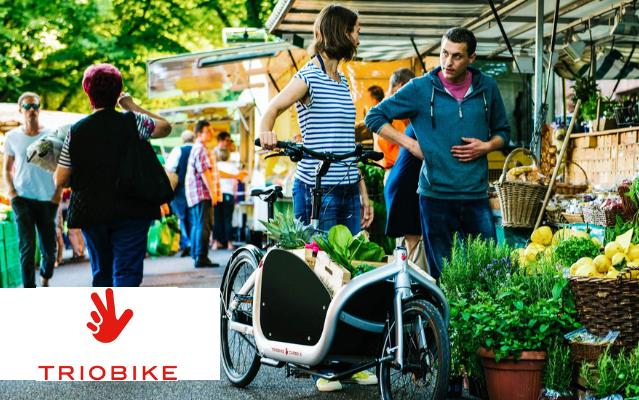 Triobike Lasten e-Bikes