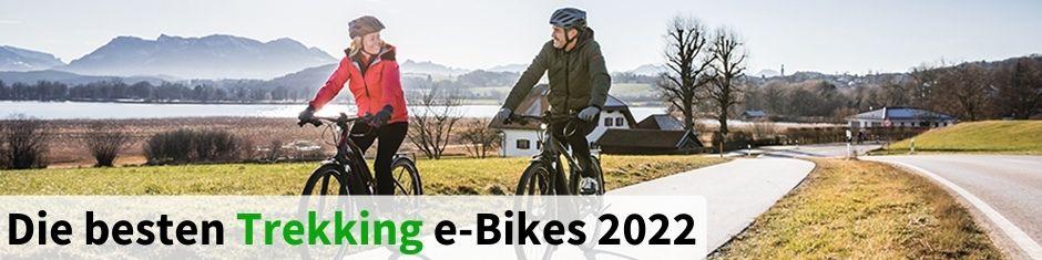 Testsieger Trekking e-Bikes 2021