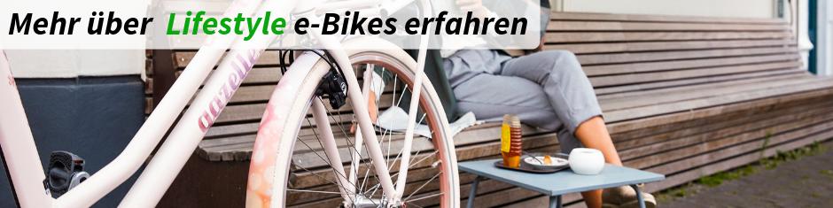 Urban &  Lifestyle e-Bikes 2019