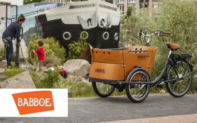 Babboe Lasten e-Bikes