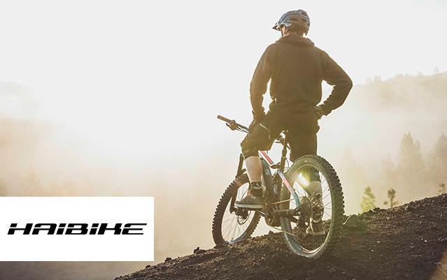 Haibike e-Bikes